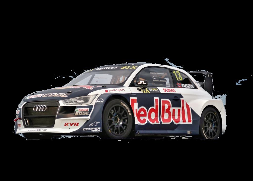 Stokke Motorsport, Rallycross