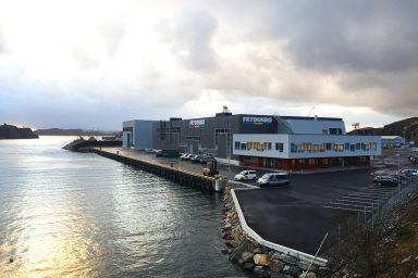Frydenbø Hanøytangen Marina AS